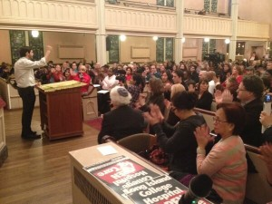 ICYMI: #SaveLICH Meeting at Kane Street Synagogue | Brooklyn