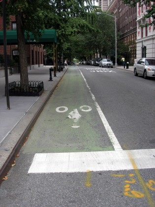 Henry Street Bike Lane - Aug. 15