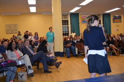 PS8 Re-Zoning Town Hall