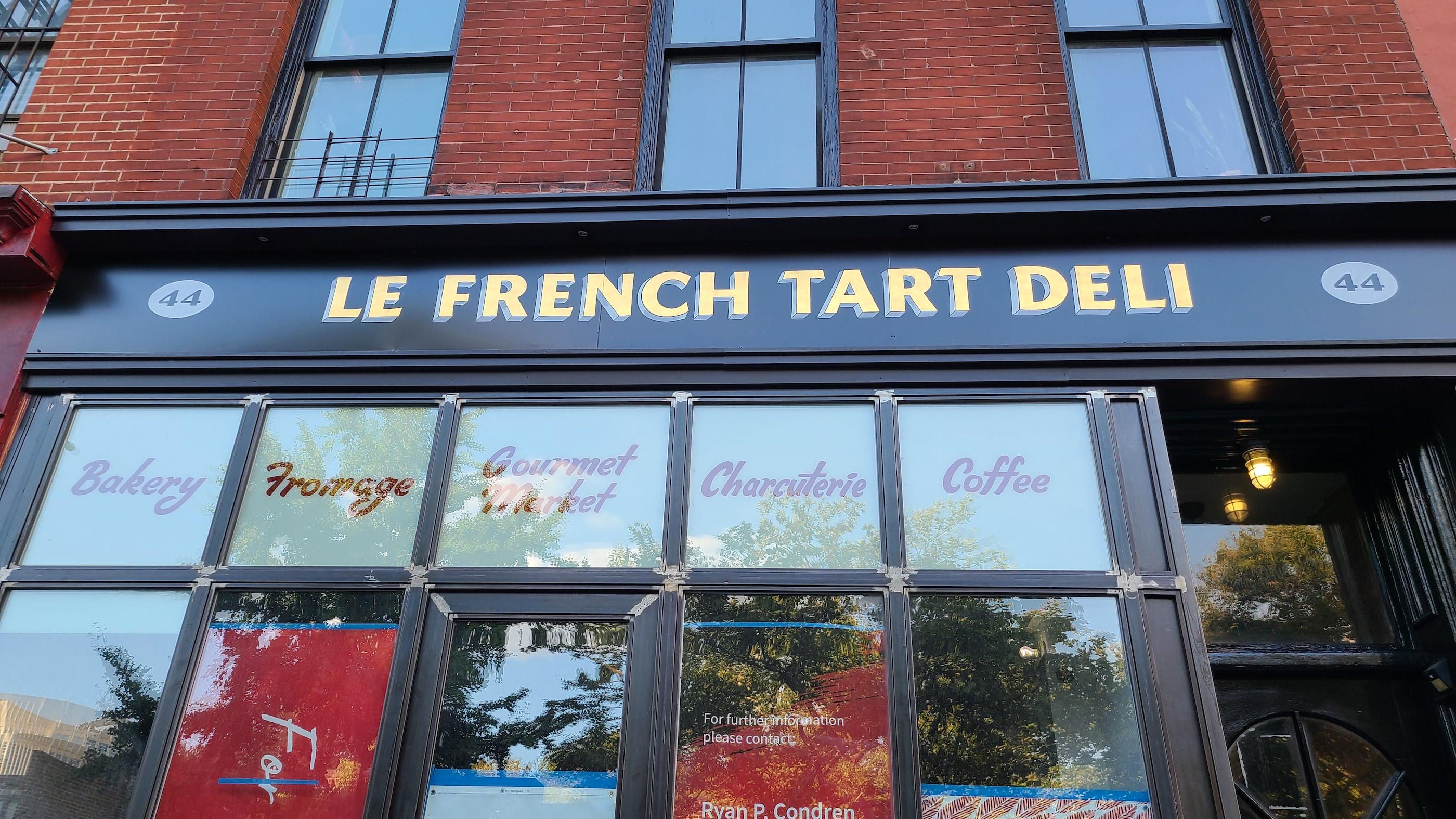FrenchTartDeli