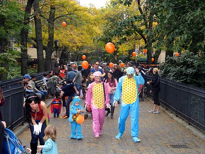 Brooklyn Halloween Parade Kids' Halloween Parade