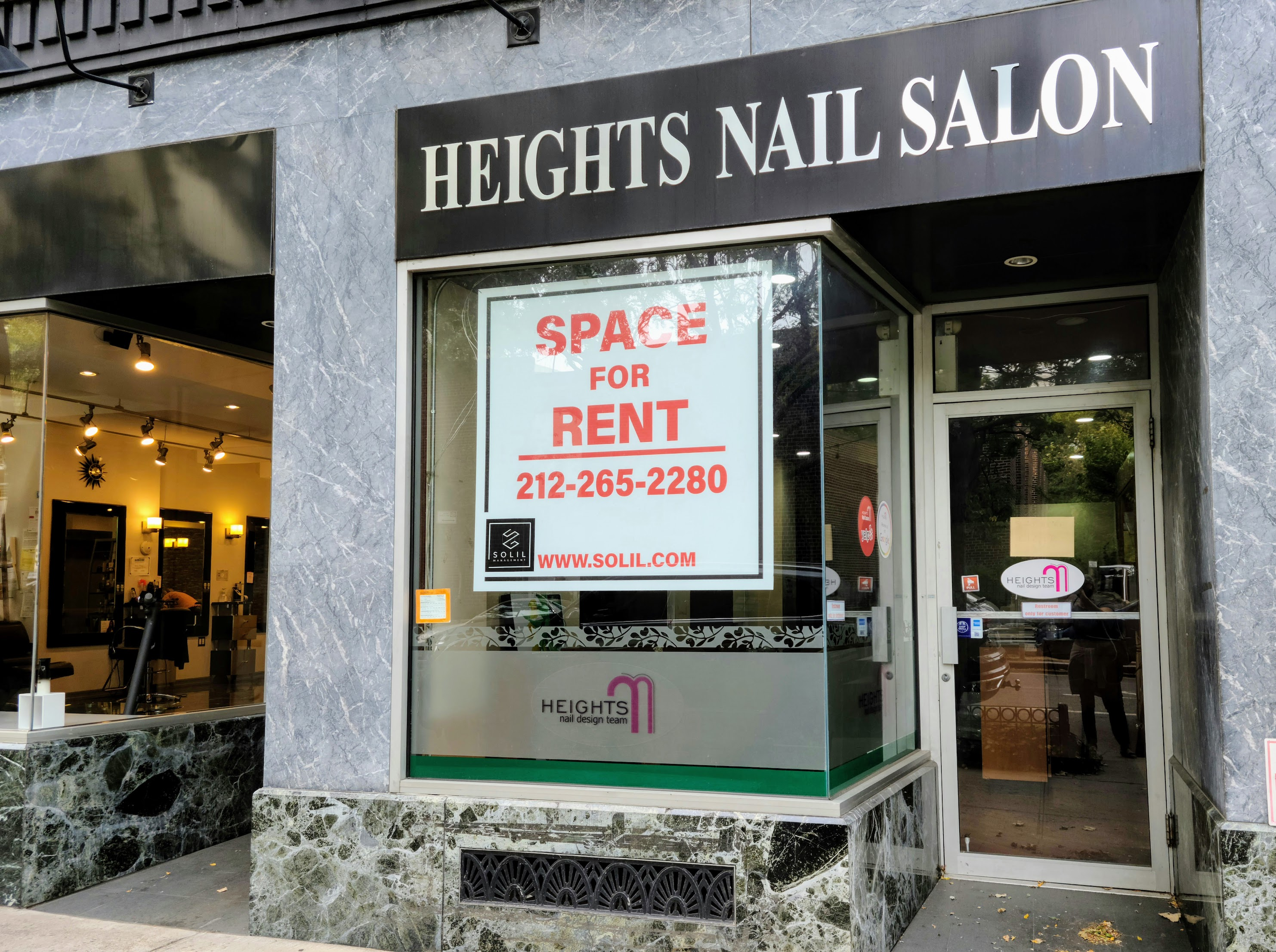 Heights Nail Salon (60 Henry St.)