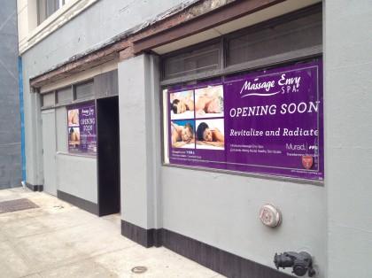 Massage Envy Opening Soon Really Truly Brooklyn