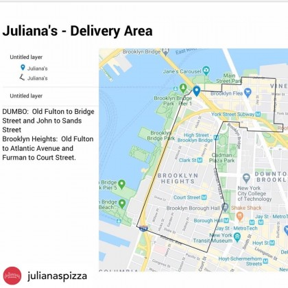 Juliana Map