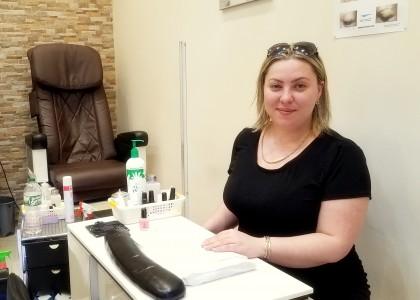 Katya Mirzokandov Studio Diva Nail Salon