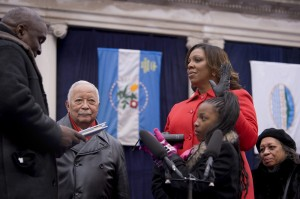 Letitia James is Sworn-In as Public Advocate