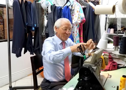 Henry (Han-Suk) Cho Henry Custom Tailor & Dry Cleaners