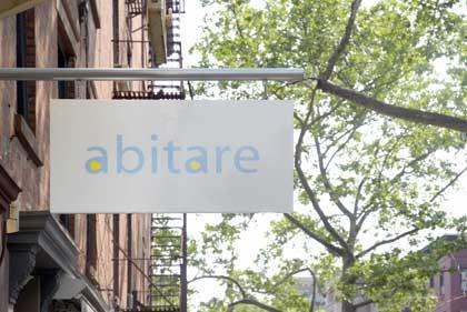 abitare_sign