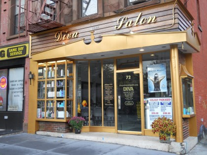 Diva salon gets a makeover brooklyn heights blog for Adams salon brooklyn ny