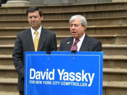 Yassky Campaign photo