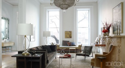 Brooklyn Heights Bloggeru0027s Home Featured In Elle Decor