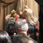 Kermit and Ms. Piggy