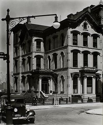 222 Columbia Heights, 1936; courtesy of New York Public Library