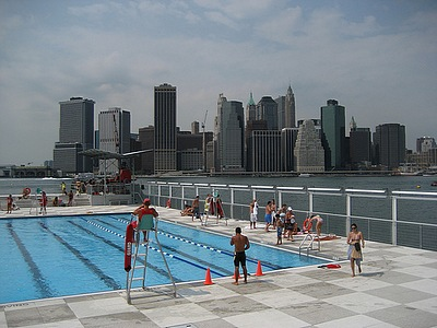 Brooklyn Bridge Park Asks For Floating Pool Permit Brooklyn Heights Blog