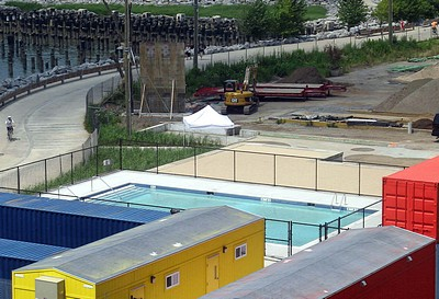 Brooklyn Bridge Park Pool Opens Friday July 6 Brooklyn Heights Blog