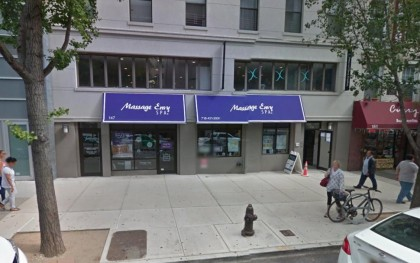 Women to sue nypd allege racial profiling in remsen for Adams salon brooklyn ny