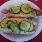 Hotdogs er lækker